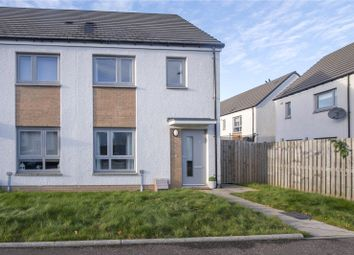 Thumbnail 3 bed semi-detached house for sale in Curlers Loan, Stirling