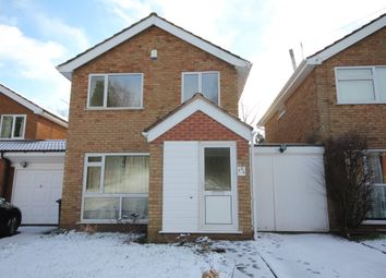 Thumbnail 3 bed link-detached house to rent in Wentworth Way, Harborne