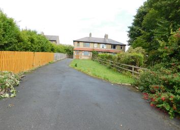 Thumbnail 3 bed end terrace house for sale in Cleckheaton Road, Low Moor, Bradford