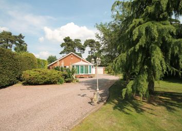 Thumbnail 3 bed detached bungalow for sale in The Steadings, Moss Lane, Betton, Market Drayton