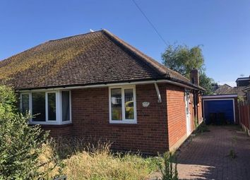Thumbnail 2 bed bungalow for sale in Stanley Road, Broadstairs, Kent, .