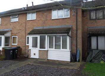 Thumbnail 1 bedroom terraced house to rent in Rosebay Gardens, Soham, Ely