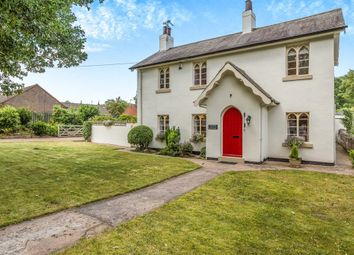 Thumbnail 3 bed detached house for sale in Church Lane, Bessacarr, Doncaster