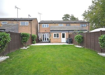 Thumbnail 4 bed semi-detached house for sale in Coneygree Court, Little Billing, Northampton
