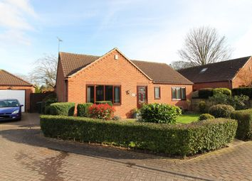Thumbnail 2 bed detached bungalow for sale in North Moor Road, Walkeringham, Doncaster