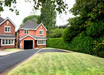 Thumbnail 4 bed detached house for sale in Longmore Close, Sutton Coldfield