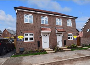 3 bed semi-detached house for sale in Barn Croft, Malpas SY14