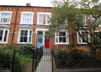 Thumbnail 3 bedroom terraced house to rent in College Avenue, Leicester