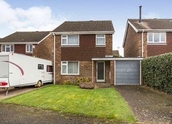 Thumbnail 3 bed detached house for sale in Weavers Close, Tonbridge