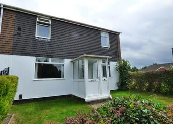 Thumbnail 3 bed end terrace house for sale in Hamble, Belgrave, Tamworth, Staffordshire