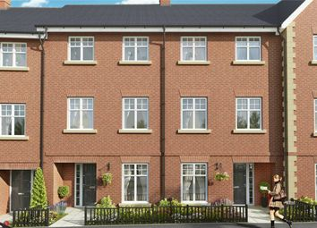 Locksley Place, Chase Farm, Lavender Hill, Enfield, Greater London EN2. 4 bed terraced house