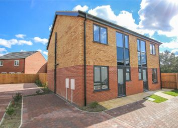 Thumbnail 3 bed semi-detached house for sale in Oxford Court, Oxford Street, Market Rasen