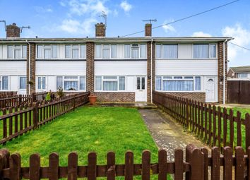 Thumbnail 2 bed terraced house for sale in Daniel Close, Lancing