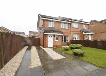 Thumbnail 3 bed semi-detached house for sale in Muirshiel Crescent, Glasgow