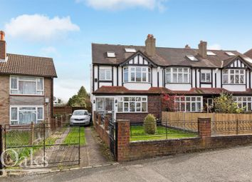 Thumbnail 5 bed end terrace house for sale in Warminster Road, London
