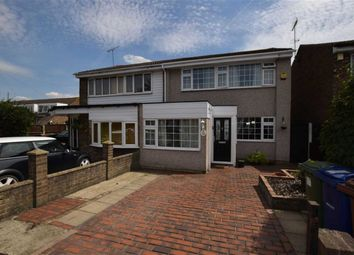 Thumbnail 4 bed semi-detached house for sale in Solway, East Tilbury, Essex