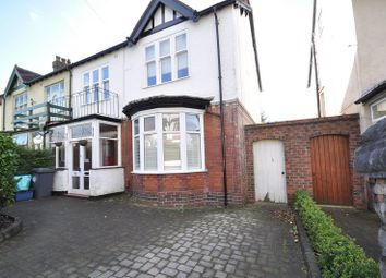 Thumbnail 4 bedroom semi-detached house to rent in Kings Avenue, Newcastle-Under-Lyme