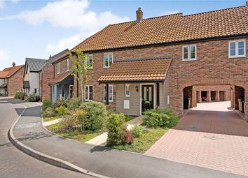 Thumbnail 2 bed maisonette for sale in Potters Way, Poringland, Norwich, Norfolk
