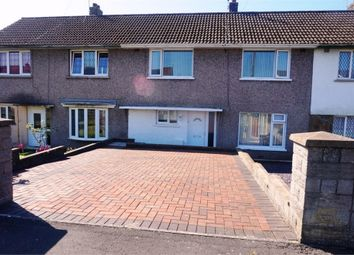 Thumbnail 3 bed terraced house for sale in 13 Meadow Avenue, Kenfig Hill, Bridgend