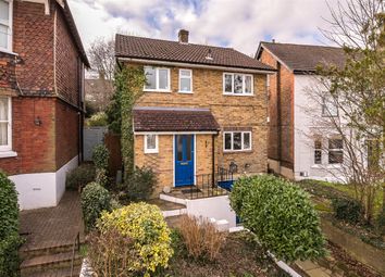 Thumbnail 3 bed detached house for sale in Grovehill Road, Redhill, Surrey