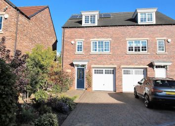 Thumbnail 3 bed semi-detached house for sale in Meadow Vale Close, Yarm