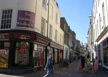 Thumbnail Retail premises to let in Green Street, Cambridge