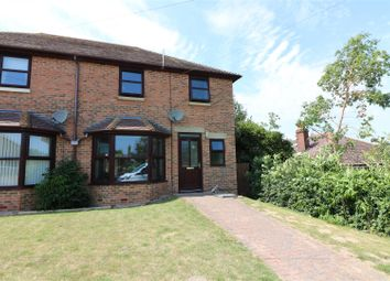 Thumbnail 3 bedroom semi-detached house for sale in Sandwich Road, Eythorne, Dover