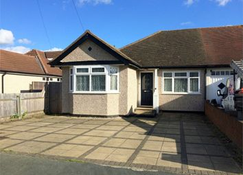 Thumbnail 3 bed semi-detached bungalow for sale in Amis Avenue, West Ewell, Epsom