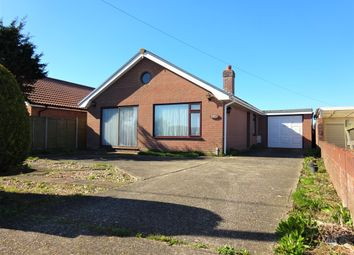 Coast Drive, Lydd On Sea, Romney Marsh, Kent TN29. 3 bed detached bungalow for sale