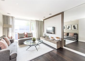 Thumbnail 1 bedroom flat for sale in Caro Point, 5 Gatliff Road, London