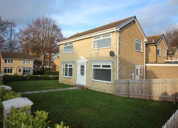 Thumbnail 3 bed detached house to rent in Poplar Close, Burley In Wharfedale, Ilkley