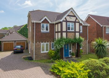 Thumbnail 5 bed detached house for sale in Haywain Close, Kingsnorth, Ashford