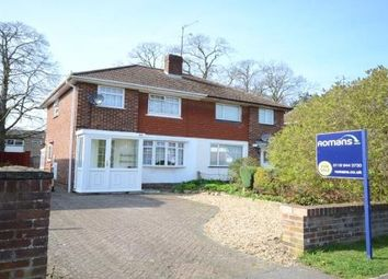 Thumbnail 2 bedroom semi-detached house for sale in Nightingale Road, Woodley, Reading