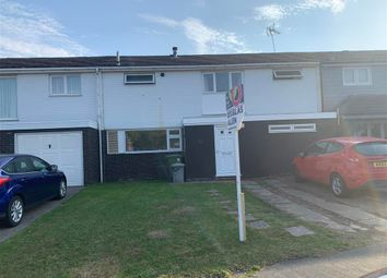 Thumbnail 3 bed terraced house for sale in The Knares, Basildon, Essex