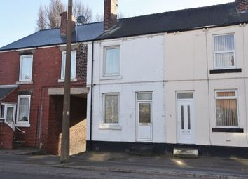 Thumbnail 3 bedroom terraced house for sale in Station Road, Wombwell, Barnsley