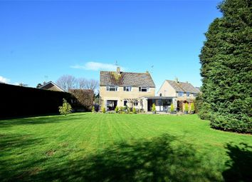 Thumbnail 4 bed detached house for sale in Tooke Road, Minchinhampton, Stroud