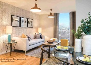 Thumbnail 1 bed flat for sale in Parkside Avenue, London