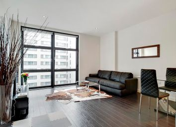 Thumbnail 1 bedroom flat to rent in Discovery Dock, Canary Wharf