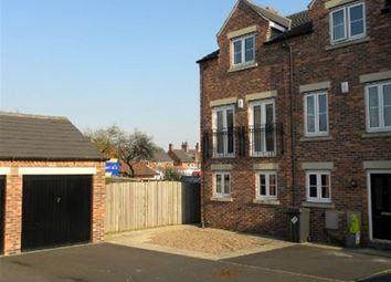 Thumbnail 3 bed semi-detached house to rent in Bursar Way, Long Eaton, Nottingham