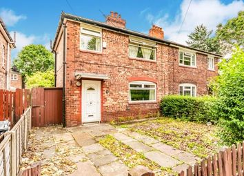 3 bed semi-detached house for sale in Nantwich Road, Manchester, Greater Manchester, Uk M14