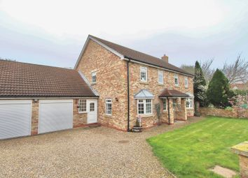 Thumbnail 5 bed detached house for sale in Main Street, Broomfleet