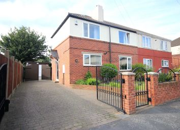 Thumbnail 3 bed semi-detached house for sale in The Crescent, Conisbrough, Doncaster