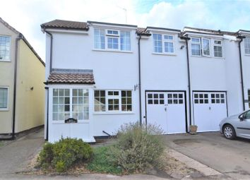Thumbnail 3 bed semi-detached house for sale in Hardigate Road, Cropwell Butler, Nottingham