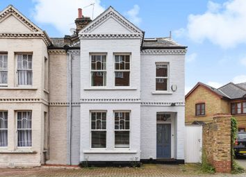 Thumbnail 4 bed property for sale in Shaftesbury Terrace, Ravenscourt Gardens, London