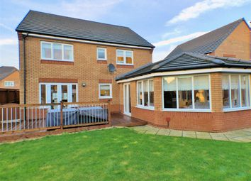 Thumbnail 4 bed detached house for sale in Wentworth Gardens, East Kilbride, Glasgow
