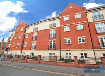 Thumbnail 2 bed flat for sale in Manor Gardens Close, Loughborough, Leicestershire