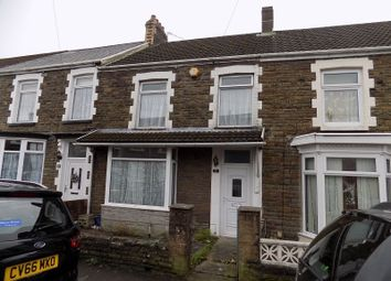 Thumbnail 3 bed terraced house for sale in Leonard Street, Neath, Neath Port Talbot.