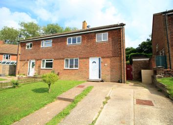 Thumbnail 3 bed semi-detached house for sale in Ticehurst Close, Bexhill-On-Sea