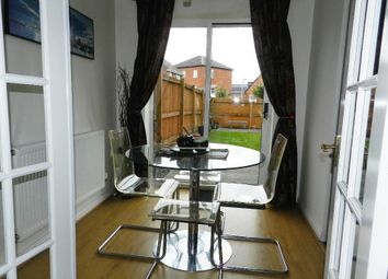 Thumbnail 3 bed mews house for sale in Stickens Lock Lane, Irlam, Manchester