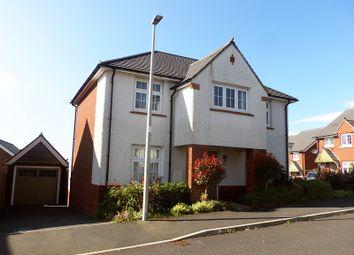 Thumbnail 4 bed detached house for sale in Rhodfa Morgan Drive, Llangunnor, Carmarthen, Carmarthenshire.